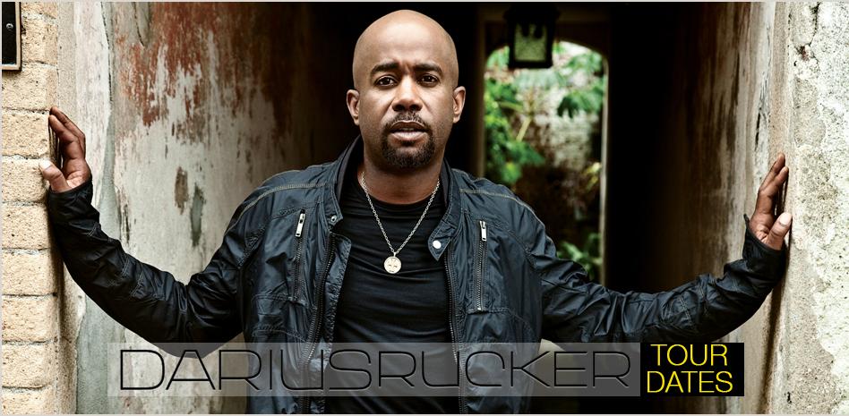 Darius Rucker Tour Dates